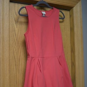 *NWT* A New Day Coral Pink Dress